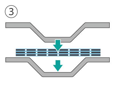 SMC成形の方法_3
